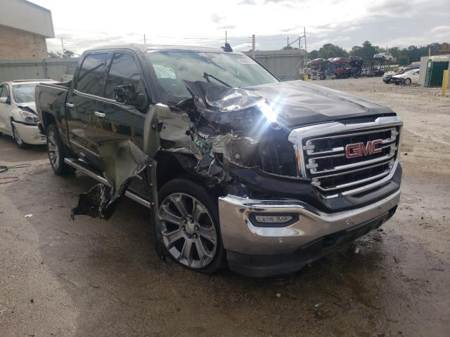 GMC salvage cars for sale: 2018 GMC Sierra K15