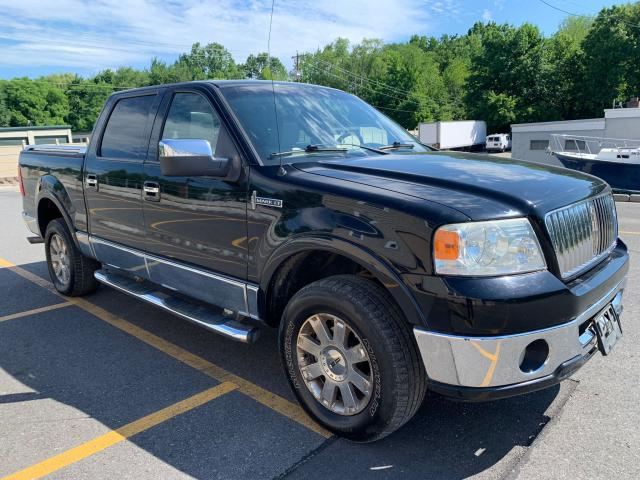 Salvage cars for sale from Copart North Billerica, MA: 2006 Lincoln Mark LT