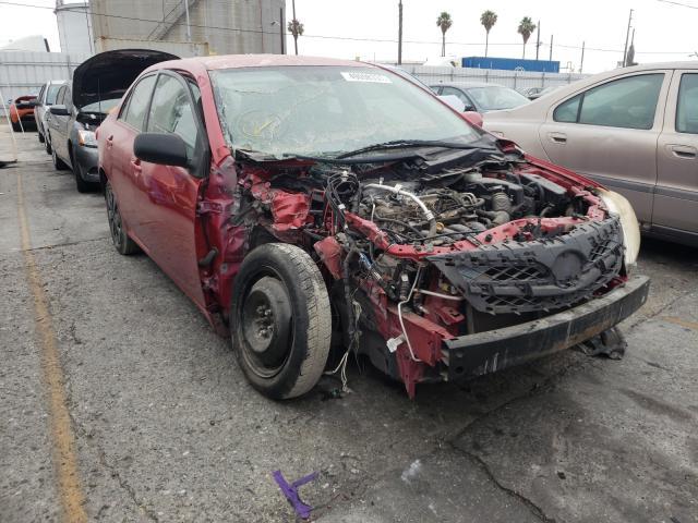 Vehiculos salvage en venta de Copart Wilmington, CA: 2011 Toyota Corolla BA