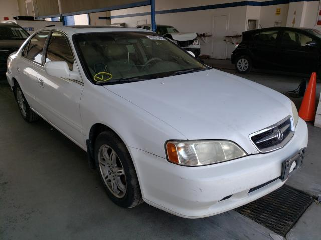 Salvage cars for sale from Copart Pasco, WA: 2000 Acura 3.2TL