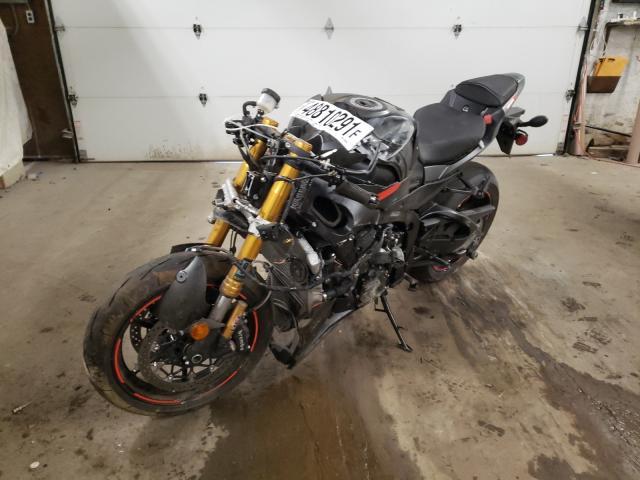 2021 Suzuki Gsx-R1000 00 4