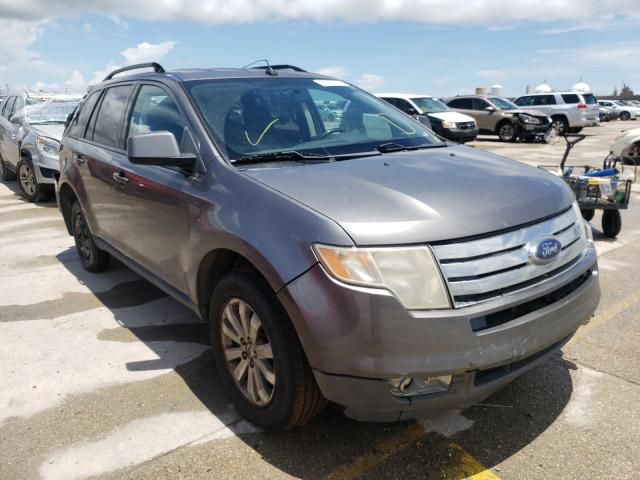 Ford Edge salvage cars for sale: 2009 Ford Edge
