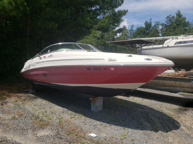 Salvage boats for sale at Waldorf, MD auction: 2005 Sea Ray Boat