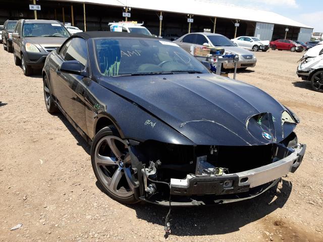 BMW Vehiculos salvage en venta: 2010 BMW 650 I