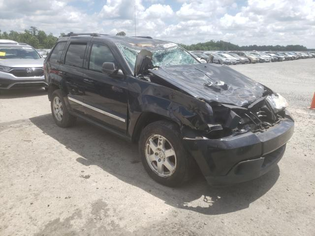 Jeep salvage cars for sale: 2010 Jeep Grand Cherokee