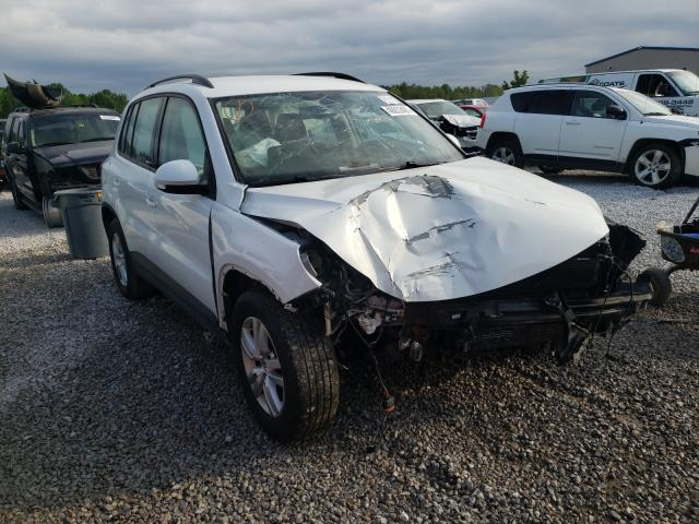Volkswagen Vehiculos salvage en venta: 2016 Volkswagen Tiguan S