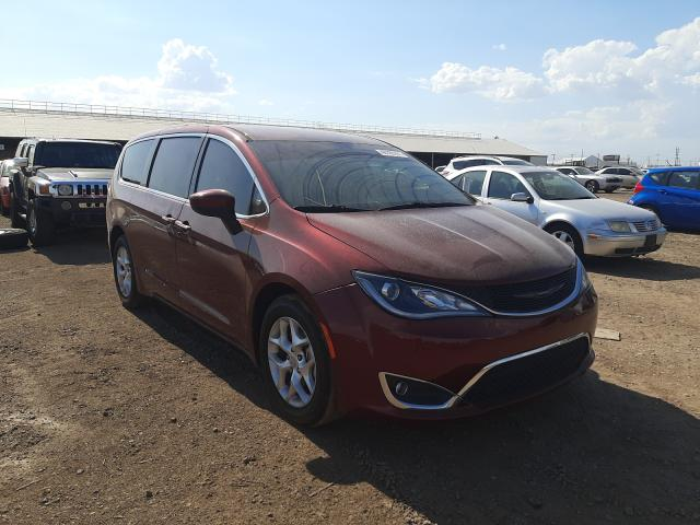 Salvage 2017 CHRYSLER PACIFICA - Small image. Lot 48705161