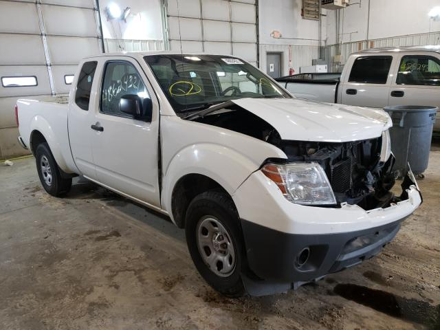 Salvage cars for sale from Copart Columbia, MO: 2015 Nissan Frontier S