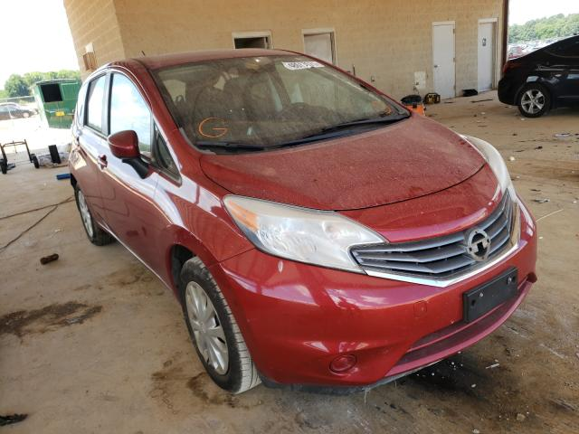 Salvage cars for sale from Copart Tanner, AL: 2015 Nissan Versa Note
