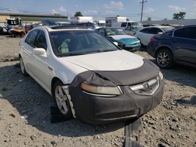 Salvage cars for sale from Copart Windsor, NJ: 2005 Acura TL