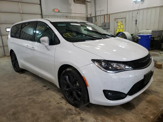 Salvage 2020 CHRYSLER PACIFICA - Small image. Lot 48505051