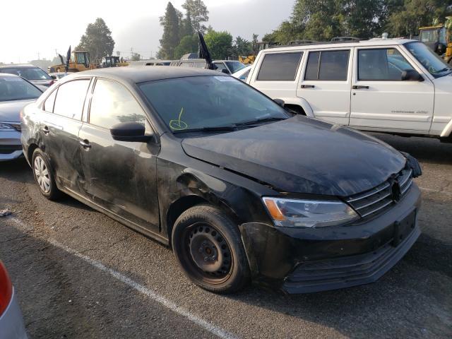 Vehiculos salvage en venta de Copart Van Nuys, CA: 2015 Volkswagen Jetta Base