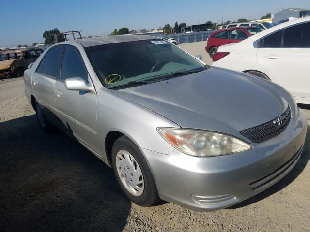 Salvage cars for sale from Copart Antelope, CA: 2002 Toyota Camry LE
