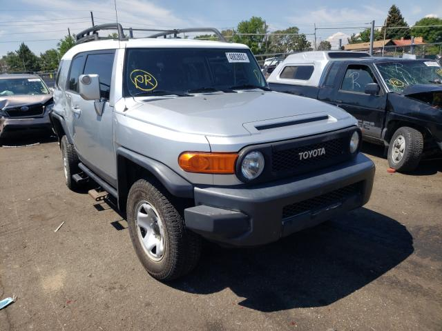 Salvage cars for sale from Copart Denver, CO: 2007 Toyota FJ Cruiser