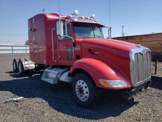 Salvage cars for sale from Copart Airway Heights, WA: 2009 Peterbilt 386