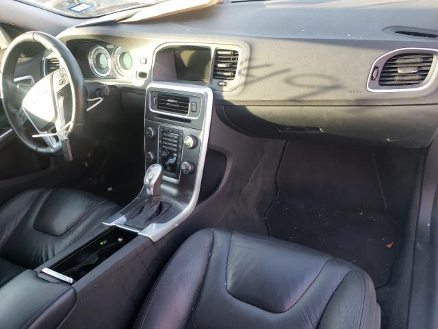2013 VOLVO S60 T5 YV1612FS2D1231486
