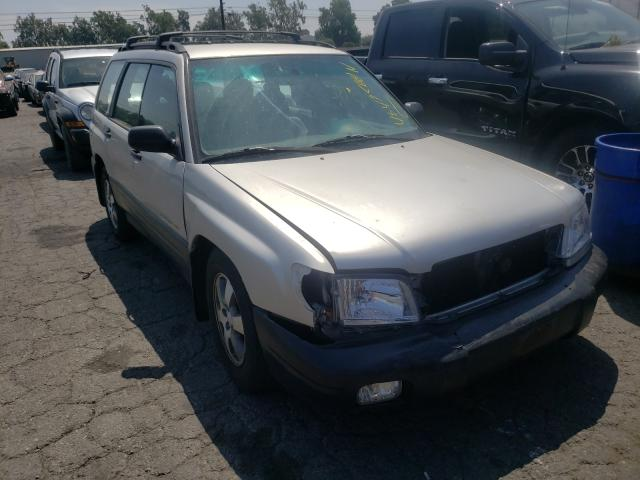 Salvage cars for sale from Copart Colton, CA: 2001 Subaru Forester L