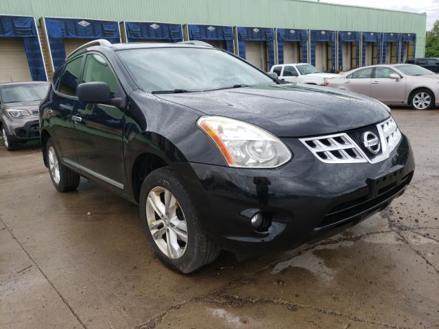 Salvage cars for sale from Copart Columbus, OH: 2013 Nissan Rogue