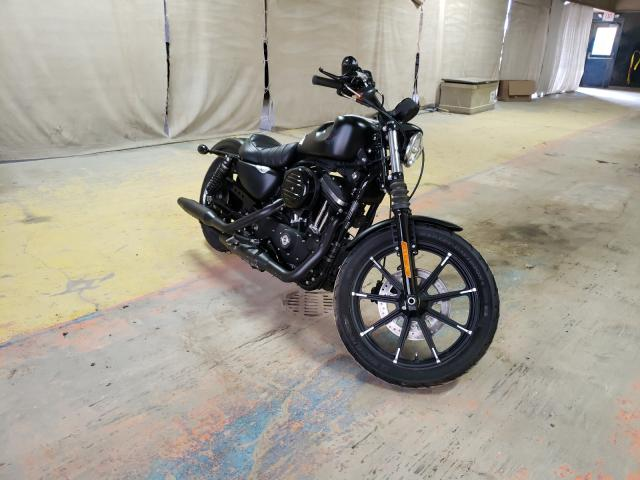 Salvage cars for sale from Copart Indianapolis, IN: 2020 Harley-Davidson XL883 N