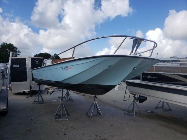 Salvage boats for sale at Lumberton, NC auction: 1990 Other Boat