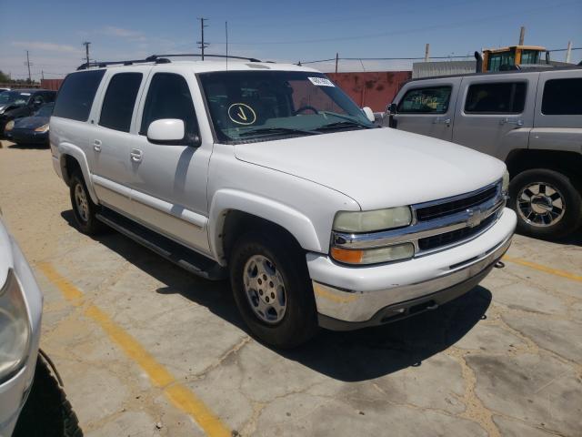 Chevrolet Suburban salvage cars for sale: 2002 Chevrolet Suburban