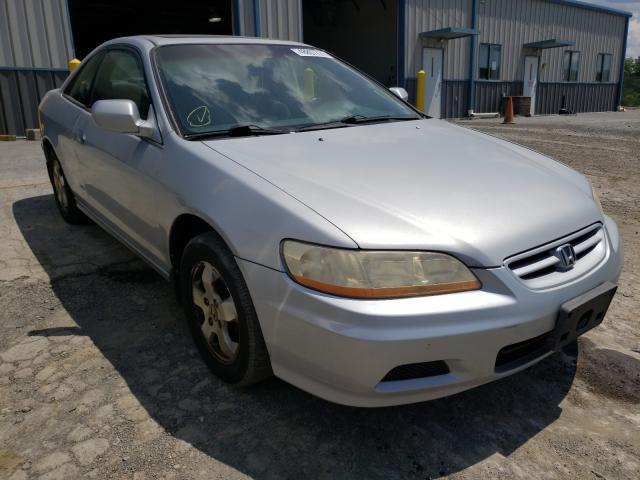 Salvage cars for sale from Copart Chambersburg, PA: 2001 Honda Accord EX