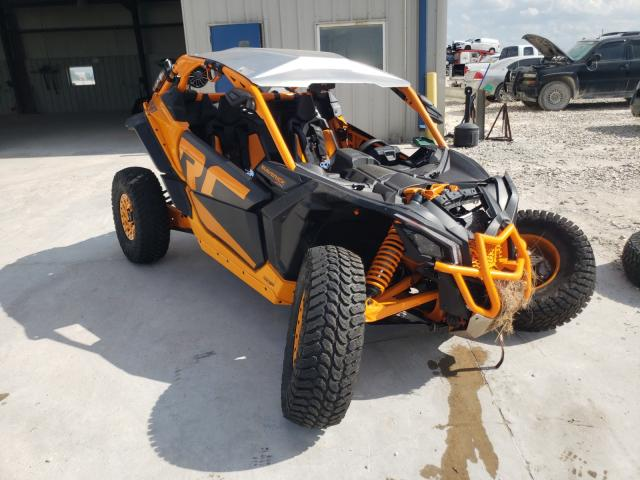 Salvage cars for sale from Copart Haslet, TX: 2020 Can-Am Maverick X