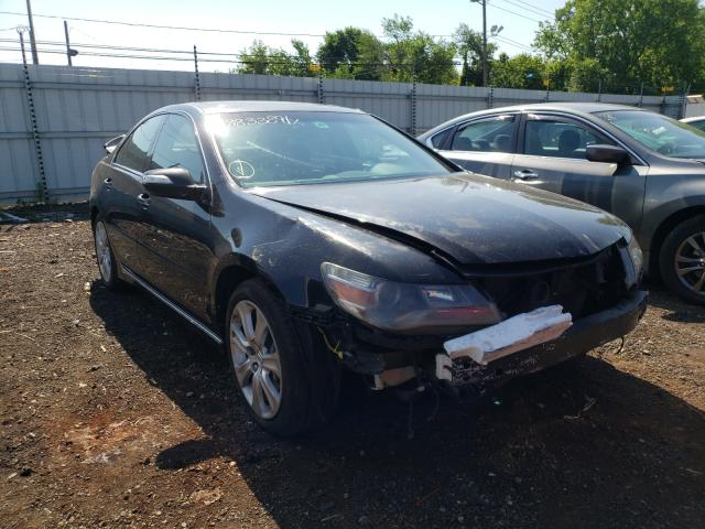 Acura RL salvage cars for sale: 2009 Acura RL