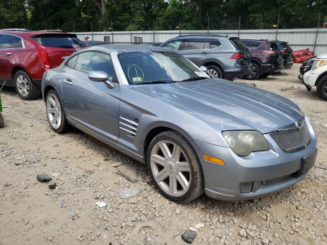 Used 2005 CHRYSLER CROSSFIRE - Small image. Lot 48761111