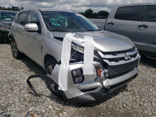Salvage cars for sale from Copart Byron, GA: 2020 Mitsubishi Outlander
