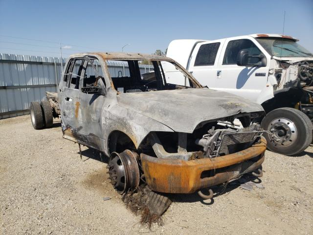 Salvage cars for sale from Copart Bakersfield, CA: 2011 Dodge RAM 4500 S