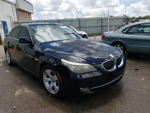 Salvage cars for sale from Copart Montgomery, AL: 2008 BMW 528 I