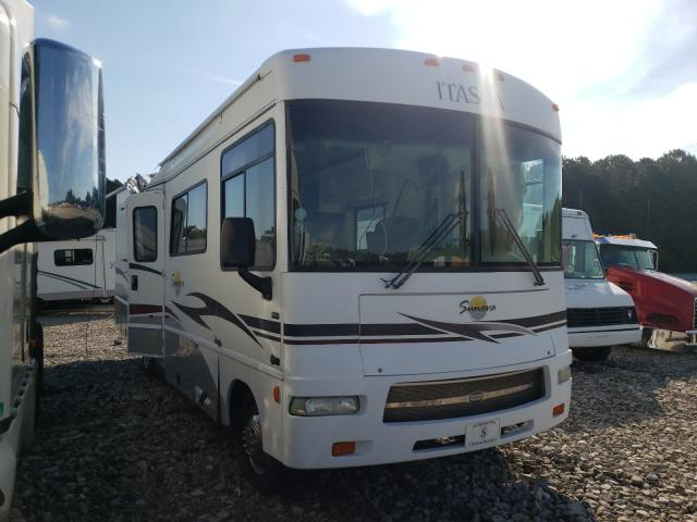 Workhorse Custom Chassis salvage cars for sale: 2004 Workhorse Custom Chassis Motorhome