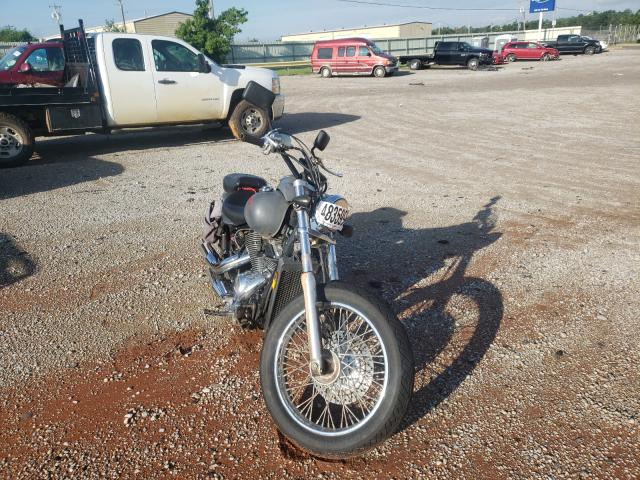 Salvage motorcycles for sale at Oklahoma City, OK auction: 2006 Honda VT750 C