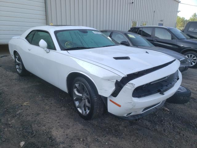 Salvage cars for sale from Copart Chalfont, PA: 2016 Dodge Challenger