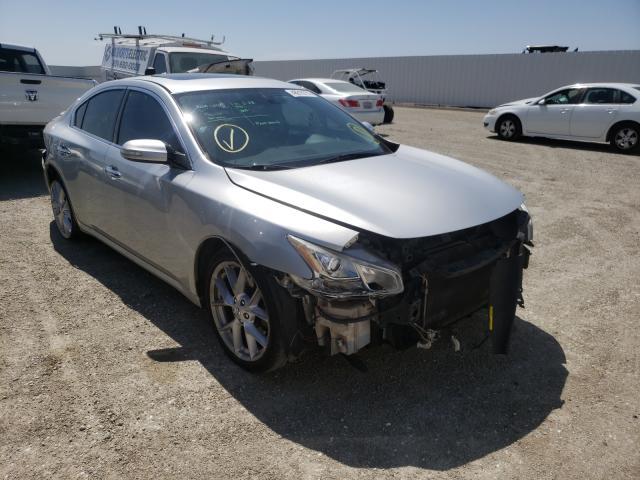 Vehiculos salvage en venta de Copart Adelanto, CA: 2009 Nissan Maxima S