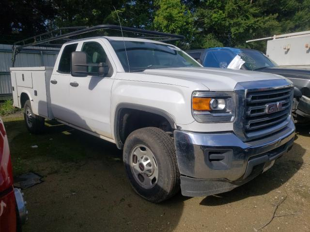Salvage trucks for sale at Greenwell Springs, LA auction: 2015 GMC Sierra C25