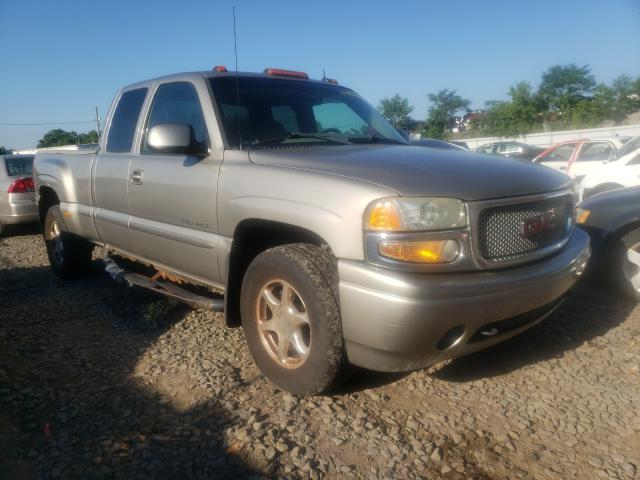 Salvage cars for sale from Copart New Britain, CT: 2002 GMC Sierra K15