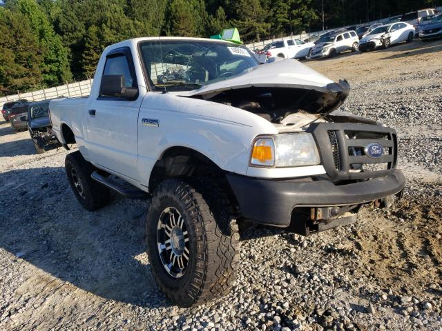 Salvage cars for sale from Copart Gainesville, GA: 2010 Ford Ranger