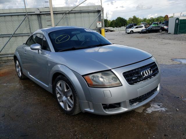 Salvage cars for sale from Copart Montgomery, AL: 2005 Audi TT 3.2 Quattro