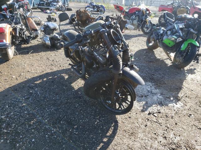 Harley-Davidson salvage cars for sale: 2016 Harley-Davidson XL1200 FOR