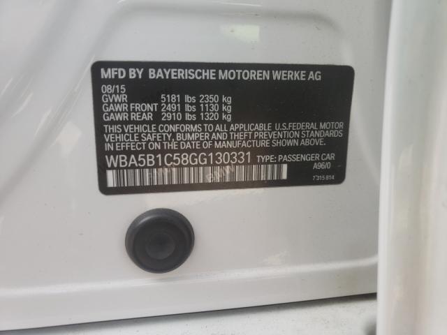 WBA5B1C58GG130331
