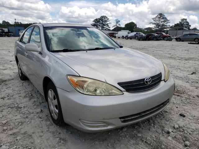Vehiculos salvage en venta de Copart Loganville, GA: 2004 Toyota Camry