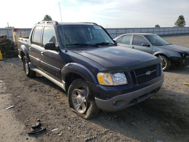 Salvage cars for sale from Copart Airway Heights, WA: 2003 Ford Explorer S