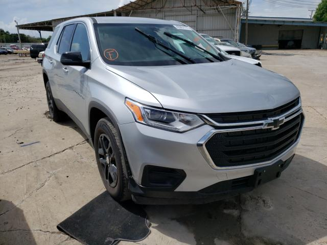 Salvage cars for sale from Copart Corpus Christi, TX: 2021 Chevrolet Traverse L
