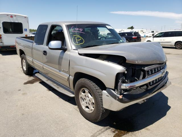 Salvage cars for sale from Copart Nampa, ID: 1999 Chevrolet Silverado
