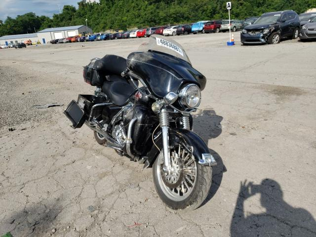 Salvage cars for sale from Copart West Mifflin, PA: 2007 Harley-Davidson Flhtcui