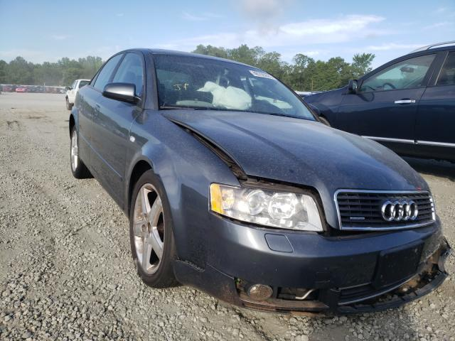 Audi A4 salvage cars for sale: 2005 Audi A4