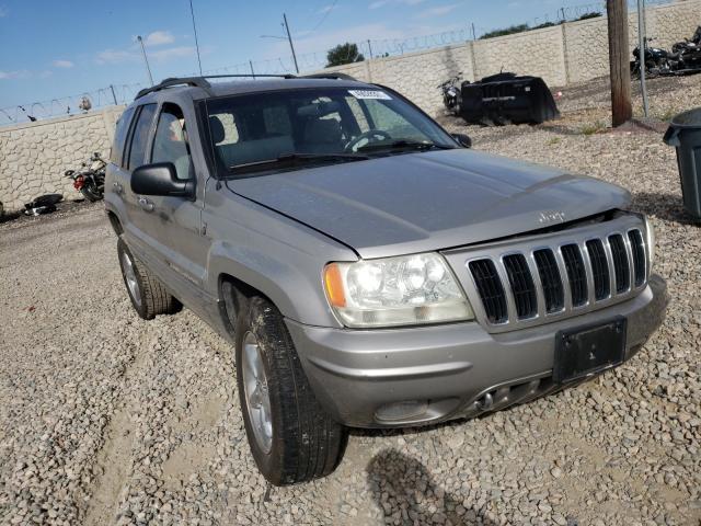 Vehiculos salvage en venta de Copart Farr West, UT: 2001 Jeep Grand Cherokee