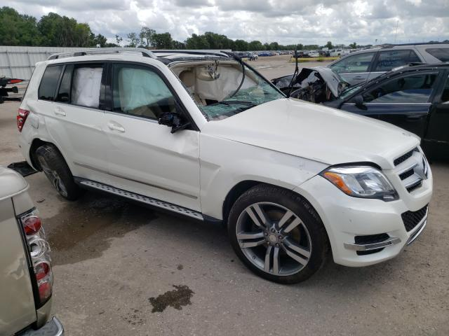 Salvage cars for sale from Copart Riverview, FL: 2013 Mercedes-Benz GLK 350
